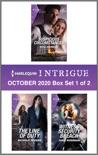Harlequin Intrigue October 2020 - Box Set 1 of 2 book summary, reviews and downlod