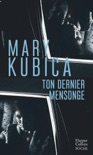Ton dernier mensonge book summary, reviews and downlod