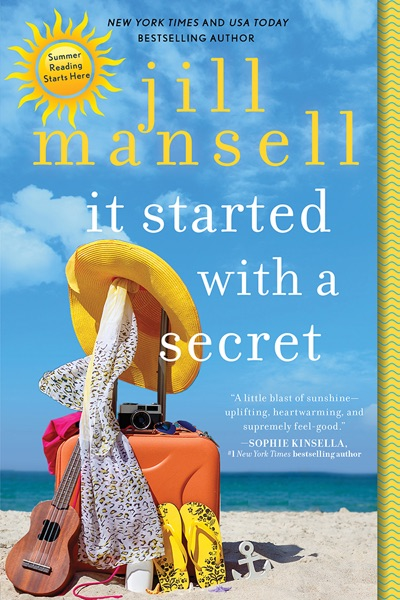 It Started with a Secret by Jill Mansell Book Summary, Reviews and E-Book Download