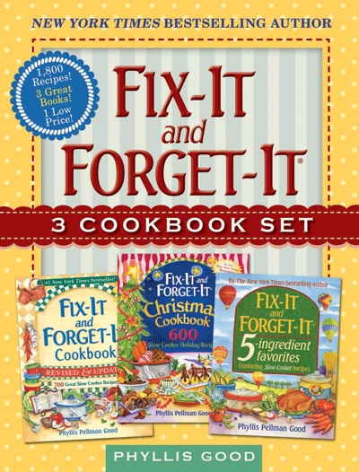 Fix-It and Forget-It Box Set by Phyllis Good Book Summary, Reviews and E-Book Download