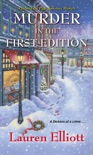 Murder in the First Edition e-book