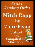 Vince Flynn's Mitch Rapp Series Reading Order Updated 2019 book summary, reviews and downlod