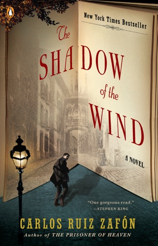 The Shadow of the Wind by PENGUIN GROUP USA, INC.   book summary, reviews and downlod