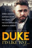 Duke I'd Like to F... book summary, reviews and download