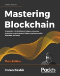 Mastering Blockchain book summary, reviews and download
