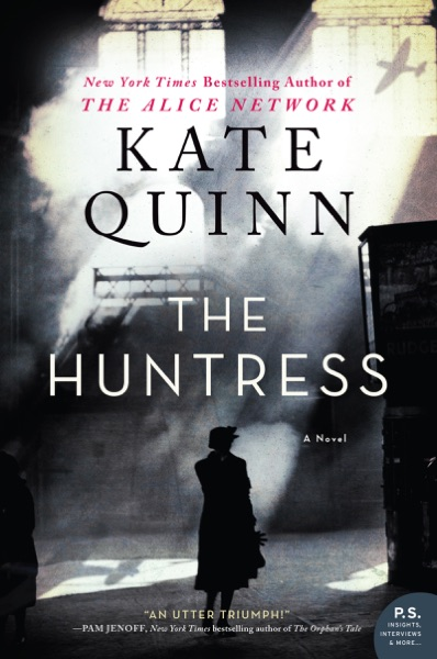 The Huntress by Kate Quinn Book Summary, Reviews and E-Book Download