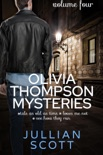 Olivia Thompson Mysteries Box Set Four book summary, reviews and downlod