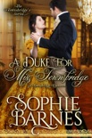 A Duke for Miss Townsbridge book summary, reviews and downlod
