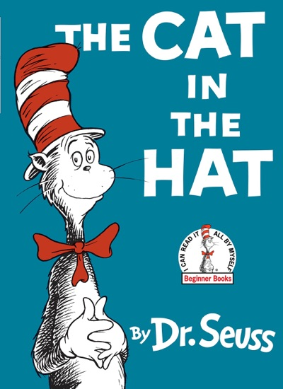 Cat in the Hat by Dr. Seuss Book Summary, Reviews and E-Book Download