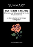 SUMMARY - Our Iceberg Is Melting: Changing and Succeeding Under Any Conditions by John Kotter and Holger Rathgeber book summary, reviews and downlod
