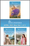 Love Inspired April 2021 - Box Set 1 of 2 book summary, reviews and download