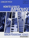 Minor Pentatonic Scales (C Pitch) book summary, reviews and download