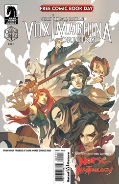 Free Comic Book Day 2020 (General) Critical Role/Norse Mythology E-Book Download