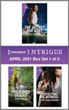 Harlequin Intrigue April 2021 - Box Set 1 of 2 book summary, reviews and downlod