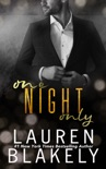 One Night Only book summary, reviews and downlod