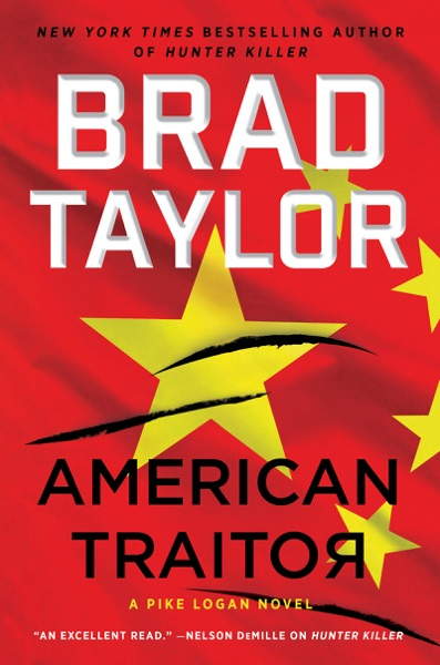 American Traitor by Brad Taylor Book Summary, Reviews and E-Book Download