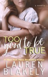 Too Good To Be True book summary, reviews and downlod