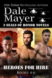 Heroes for Hire: Books 4-6 e-book Download