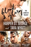Blood and Glory: The Complete Trilogy book summary, reviews and downlod