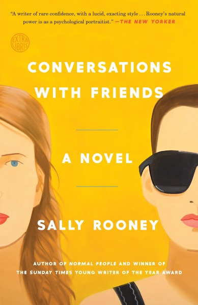 Conversations with Friends by Sally Rooney Book Summary, Reviews and E-Book Download
