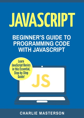 JavaScript by Charlie Masterson E-Book Download