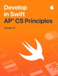 Develop in Swift AP CS Principles book summary, reviews and downlod