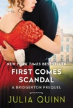 First Comes Scandal book summary, reviews and downlod