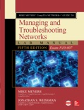 Mike Meyers' CompTIA Network+ Guide to Managing and Troubleshooting Networks Lab Manual, Fifth Edition (Exam N10-007) book summary, reviews and downlod