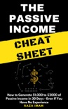 The Passive Income Cheat Sheet book summary, reviews and download