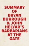 Summary of Bryan Burrough & John Helyar's Barbarians at the Gate book summary, reviews and downlod