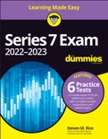 Series 7 Exam 2022-2023 For Dummies with Online Practice Tests book summary, reviews and download