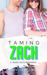 Taming Zach book summary, reviews and download