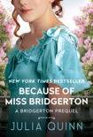 Because of Miss Bridgerton book summary, reviews and download
