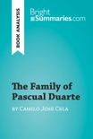 The Family of Pascual Duarte by Camilo José Cela (Book Analysis) book summary, reviews and downlod