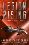 Legion Rising book summary, reviews and download