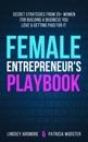 Female Entrepreneur's Playbook