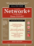 CompTIA Network+ Certification All-in-One Exam Guide, Seventh Edition (Exam N10-007) book summary, reviews and downlod