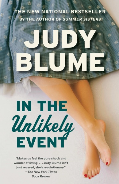 In the Unlikely Event by Judy Blume Book Summary, Reviews and E-Book Download
