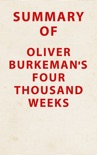 Summary of Oliver Burkeman's Four Thousand Weeks book summary, reviews and downlod