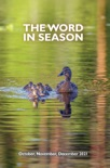 The Word in Season: October November December 2021 book summary, reviews and download