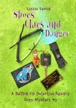 Shoes Clues and Danger: A Button Up Detective Agency Cozy Mystery #3 book summary, reviews and download