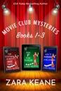 Movie Club Mysteries: Books 1-3