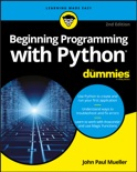 Beginning Programming with Python For Dummies book summary, reviews and download
