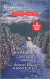 Murder Under the Mistletoe and Christmas Blackout book summary, reviews and downlod