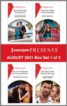 Harlequin Presents - August 2021 - Box Set 1 of 2 book summary, reviews and download