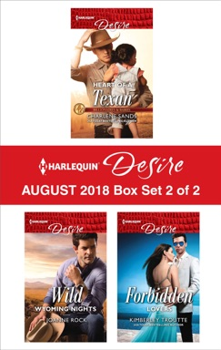 Harlequin Desire August 2018 - Box Set 2 of 2 E-Book Download