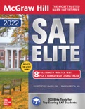 McGraw-Hill Education SAT Elite 2022 book summary, reviews and download