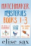 Matchmaker Mysteries Books 1-3 e-book