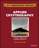 Applied Cryptography book summary, reviews and download
