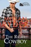 The Right Cowboy e-book